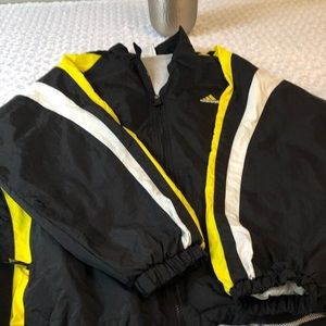 Adidas men's jacket size lge